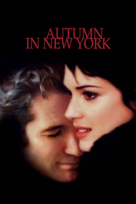Autumn in New York (film) movie poster