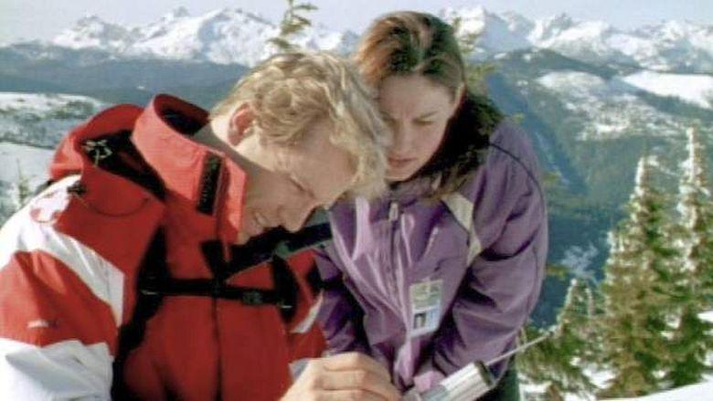 Avalanche Alley movie scenes