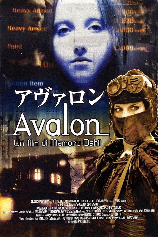 Avalon (2001 film) movie poster