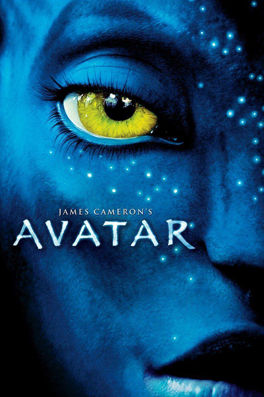 Avatar (2009 film) movie poster