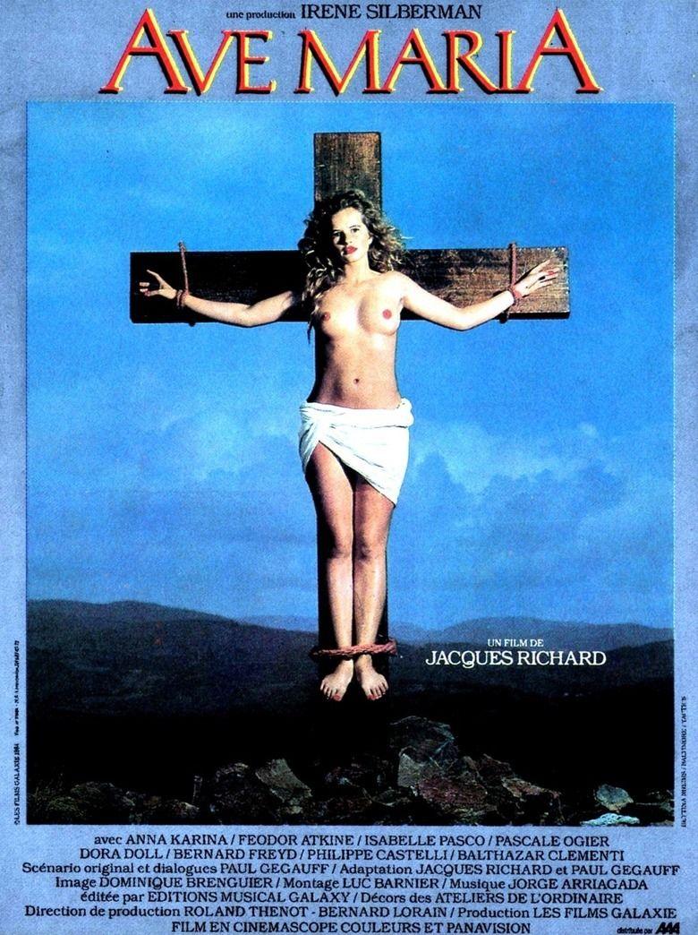 Ave Maria (1984 film) movie poster
