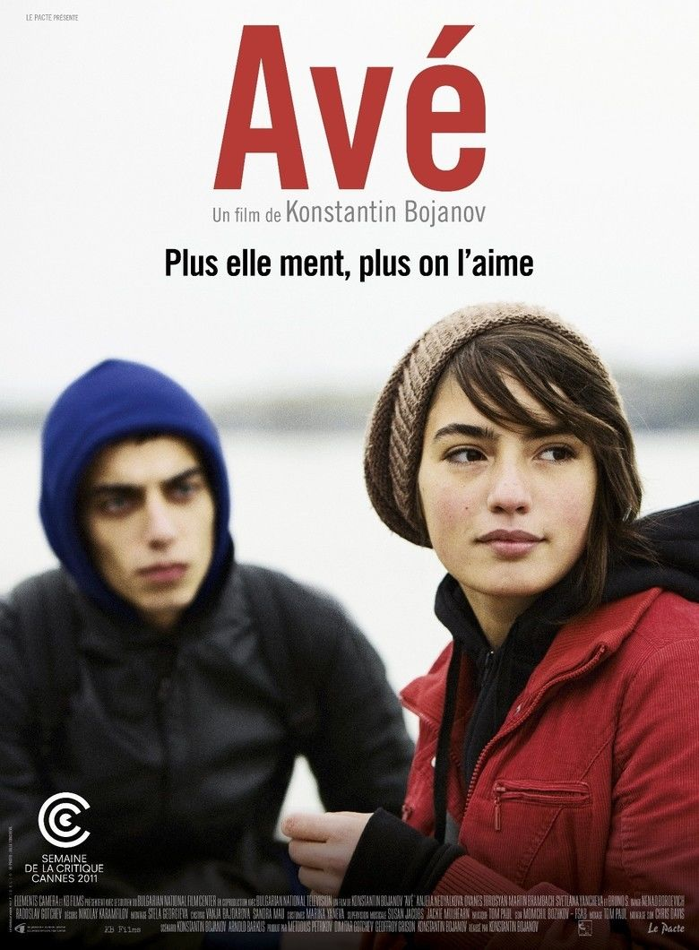 Ave (film) movie poster