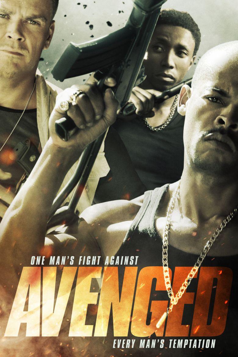 Avenged (2013 film) movie poster