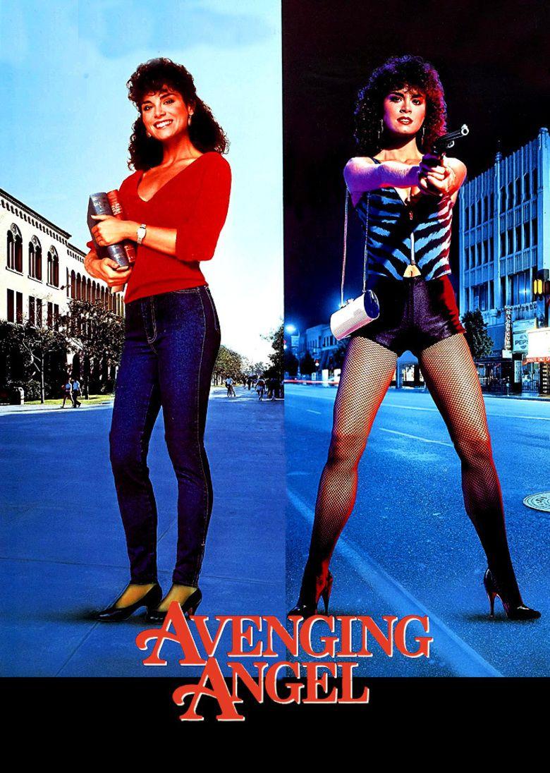 Avenging Angel (1985 film) movie poster