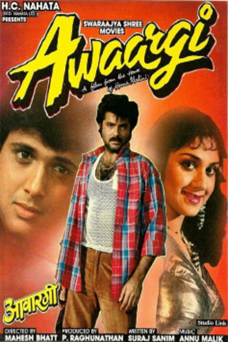 Awaargi movie poster