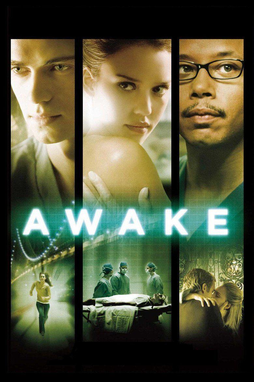 Awake (film) movie poster