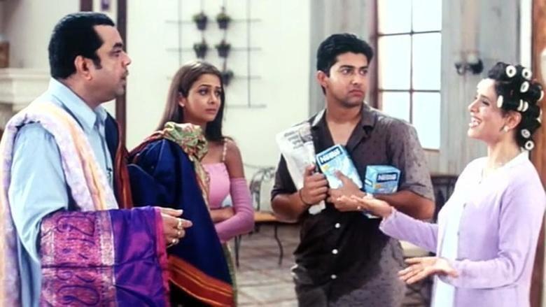 Awara Paagal Deewana movie scenes