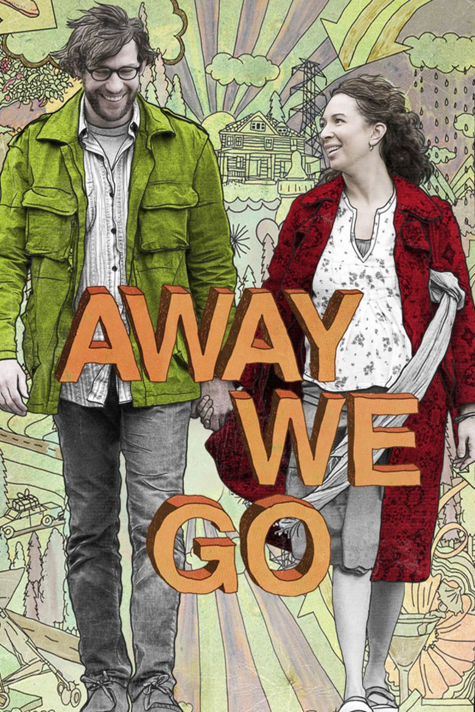 Away We Go movie poster