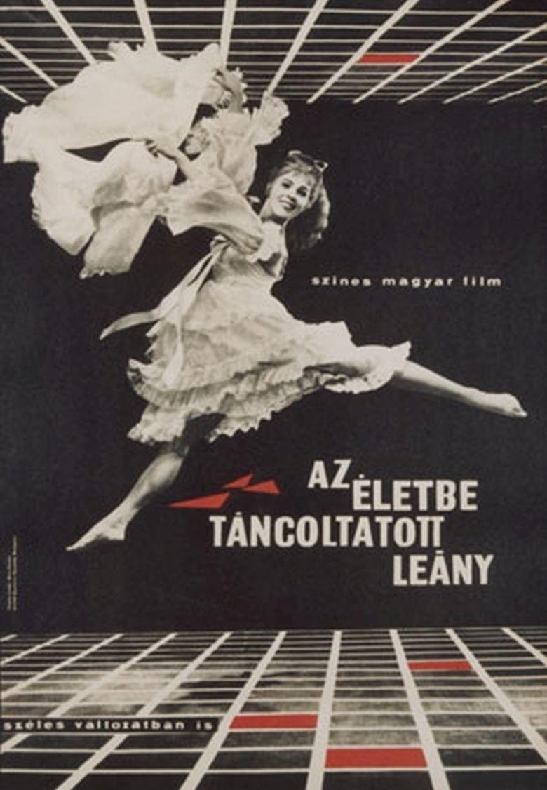 Az Eletbe tancoltatott leany movie poster