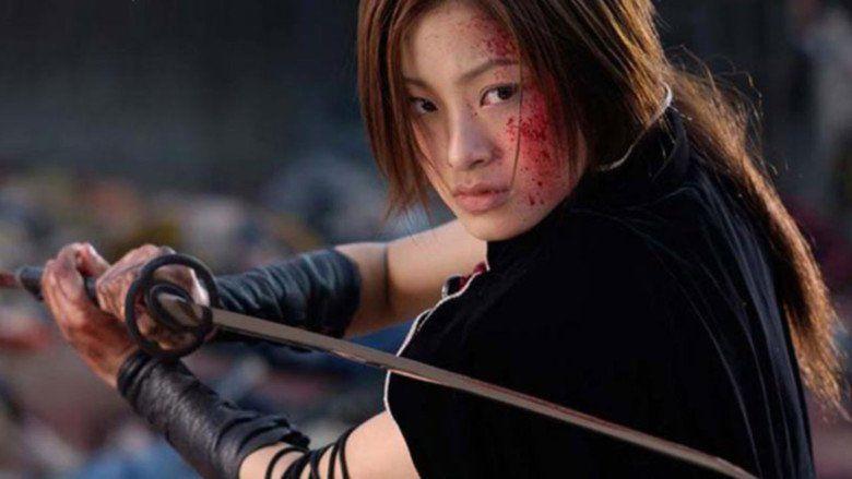 Azumi 2: Death or Love movie scenes