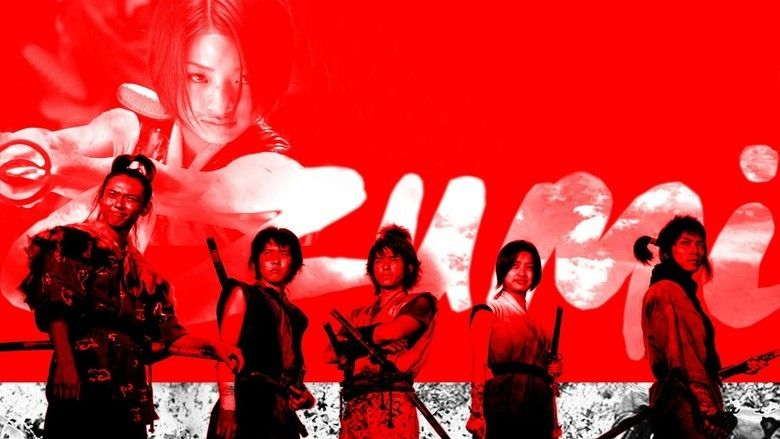 Azumi (film) movie scenes
