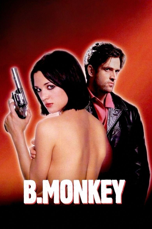 B Monkey movie poster
