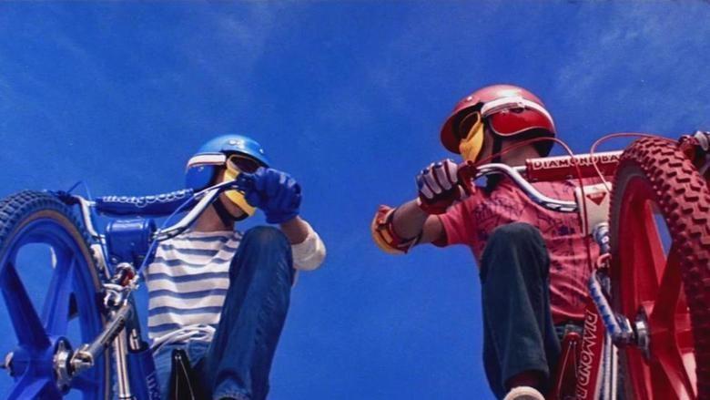 BMX Bandits (film) movie scenes