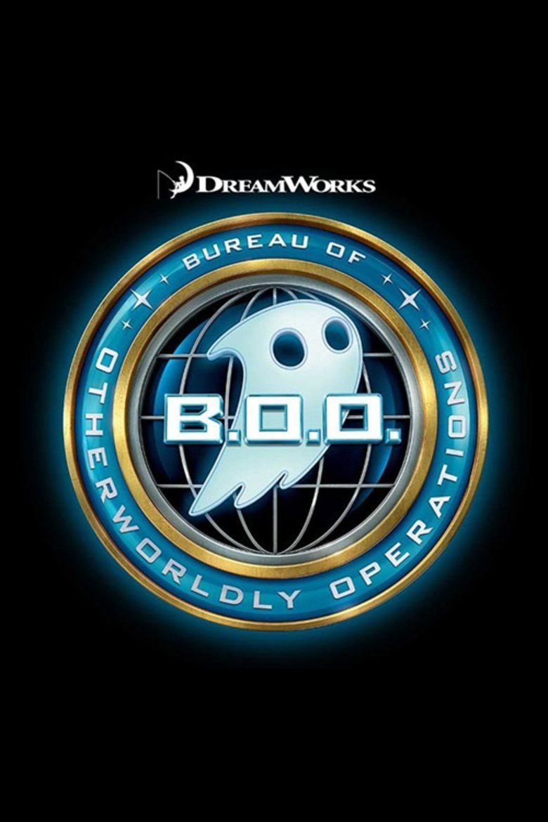 BOO: Bureau of Otherworldly Operations movie poster