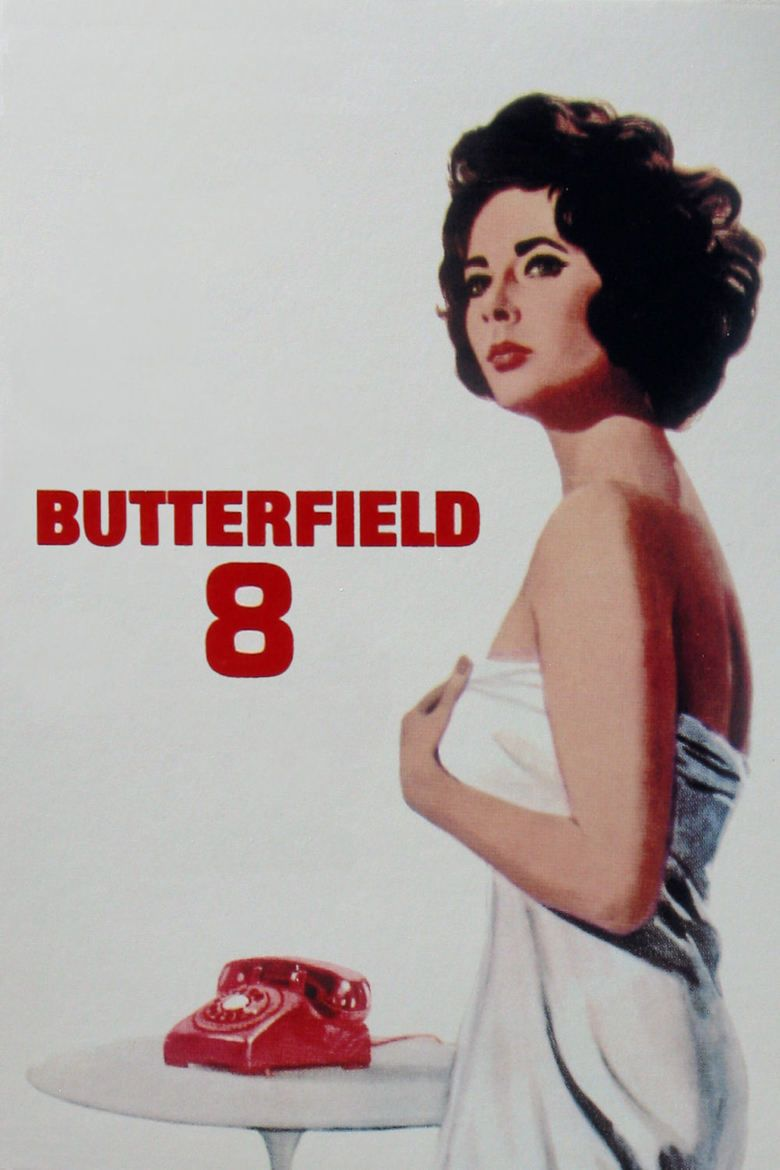 BUtterfield 8 movie poster