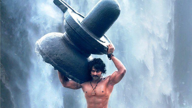 Baahubali: The Beginning movie scenes