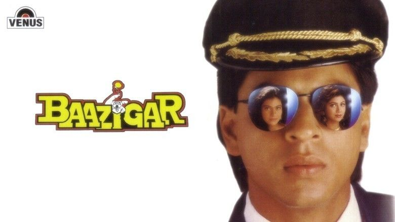 Baazigar movie scenes