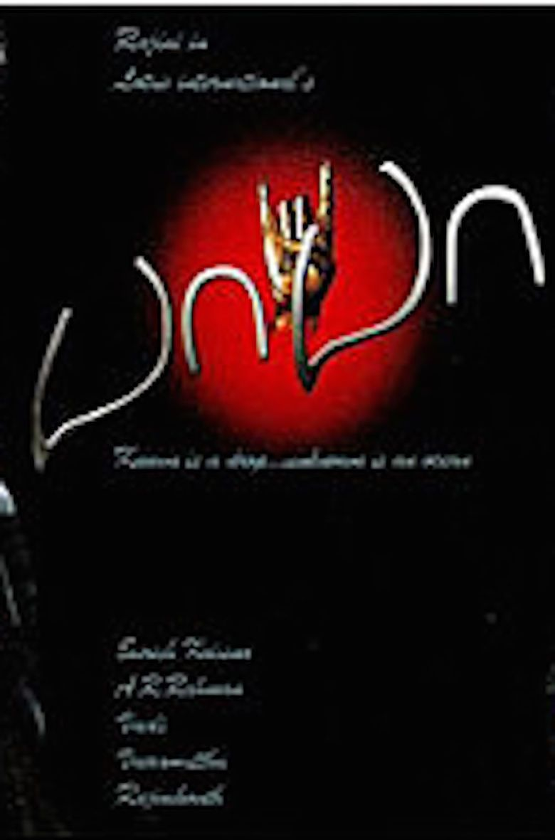 Baba (2002 film) movie poster