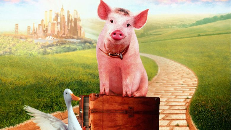 Babe: Pig in the City movie scenes