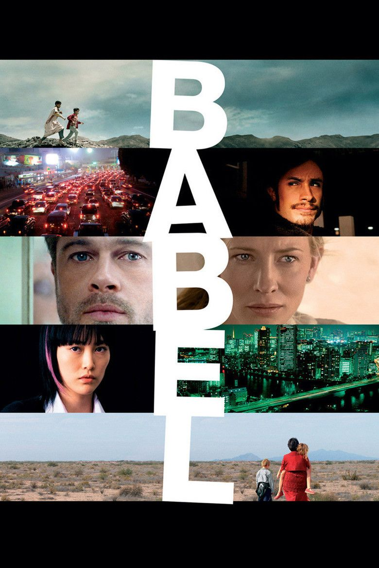 Babel (film) movie poster