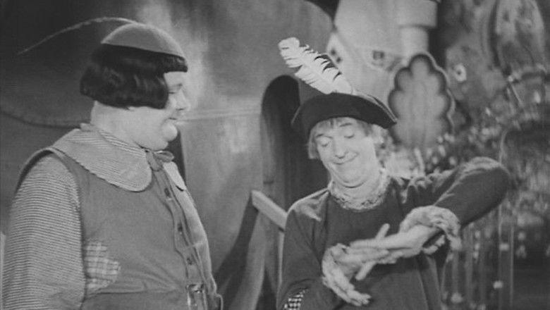 Babes in Toyland (1934 film) movie scenes