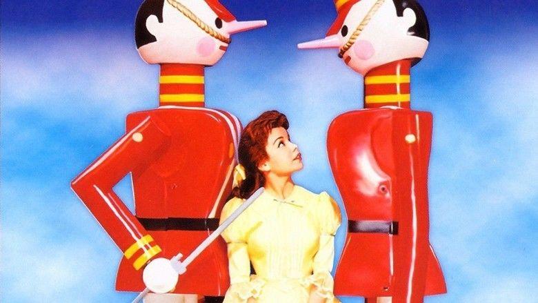 Babes in Toyland (1961 film) movie scenes