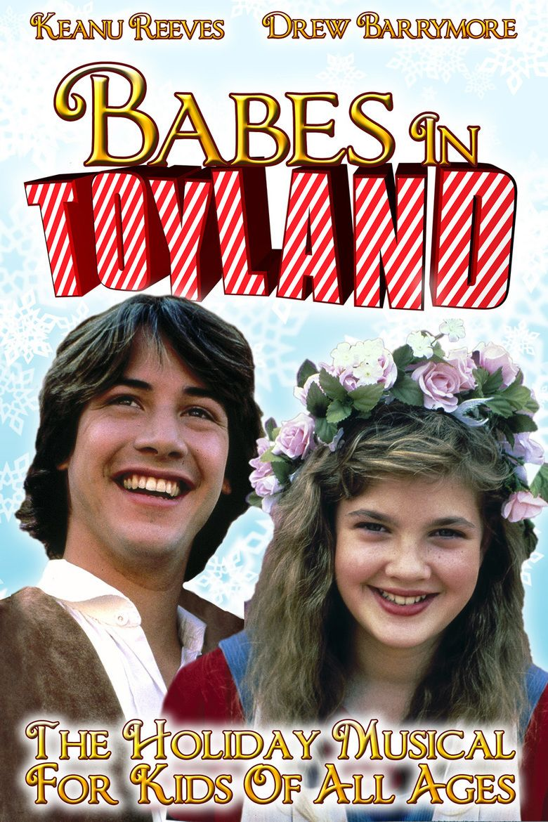 Babes in Toyland (1986 film) movie poster