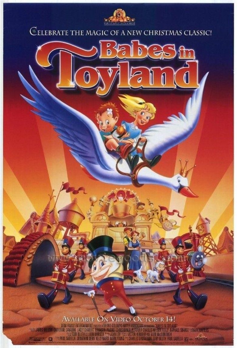 Babes in Toyland (1997 film) movie poster