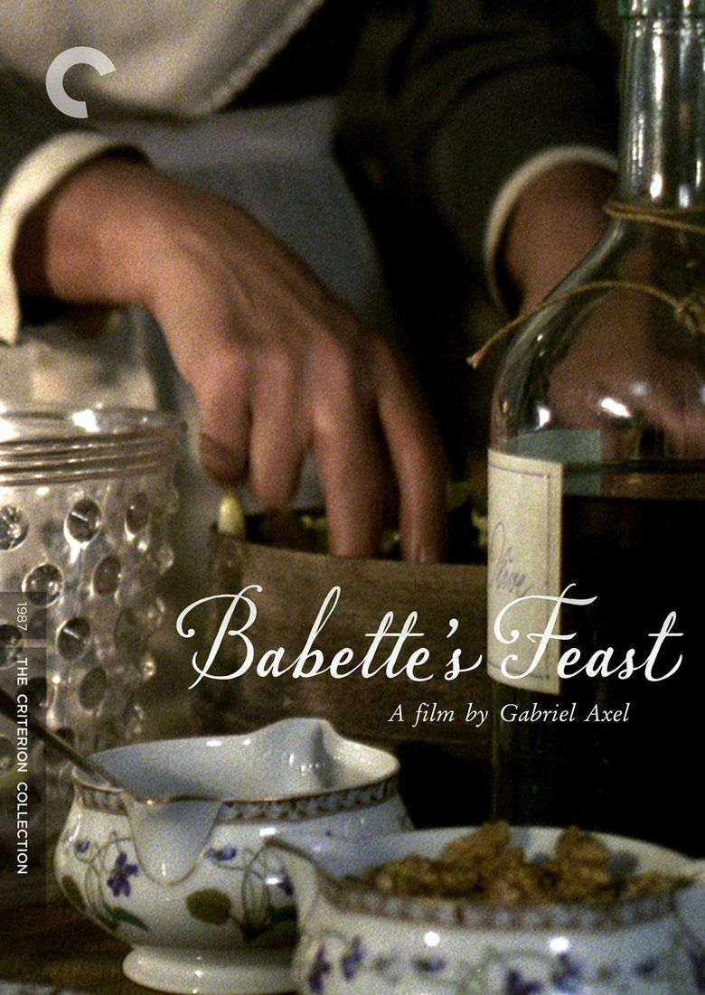 Babettes Feast movie poster