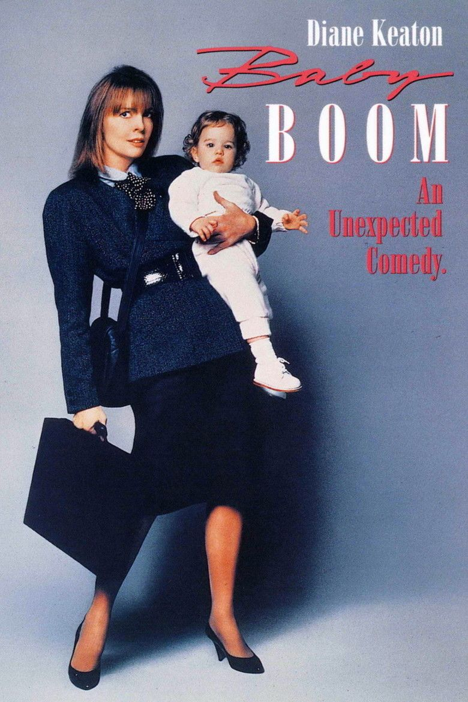 Baby Boom (film) movie poster