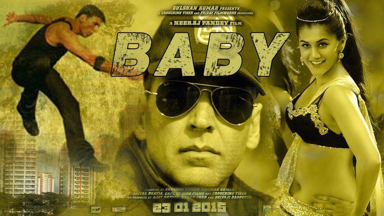 Baby Bottleneck movie scenes