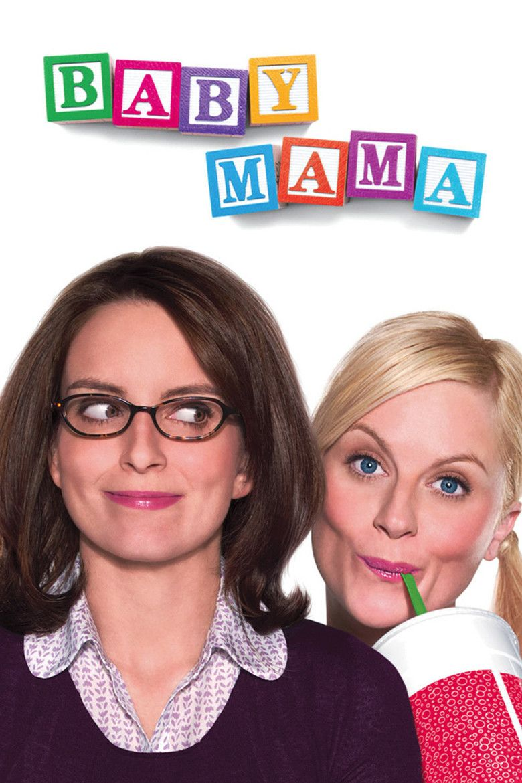 Baby Mama (film) movie poster