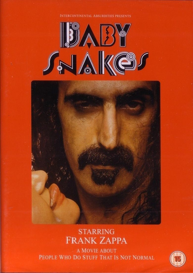 Baby Snakes movie poster