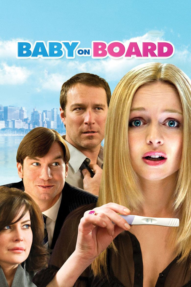 Baby on Board (film) movie poster