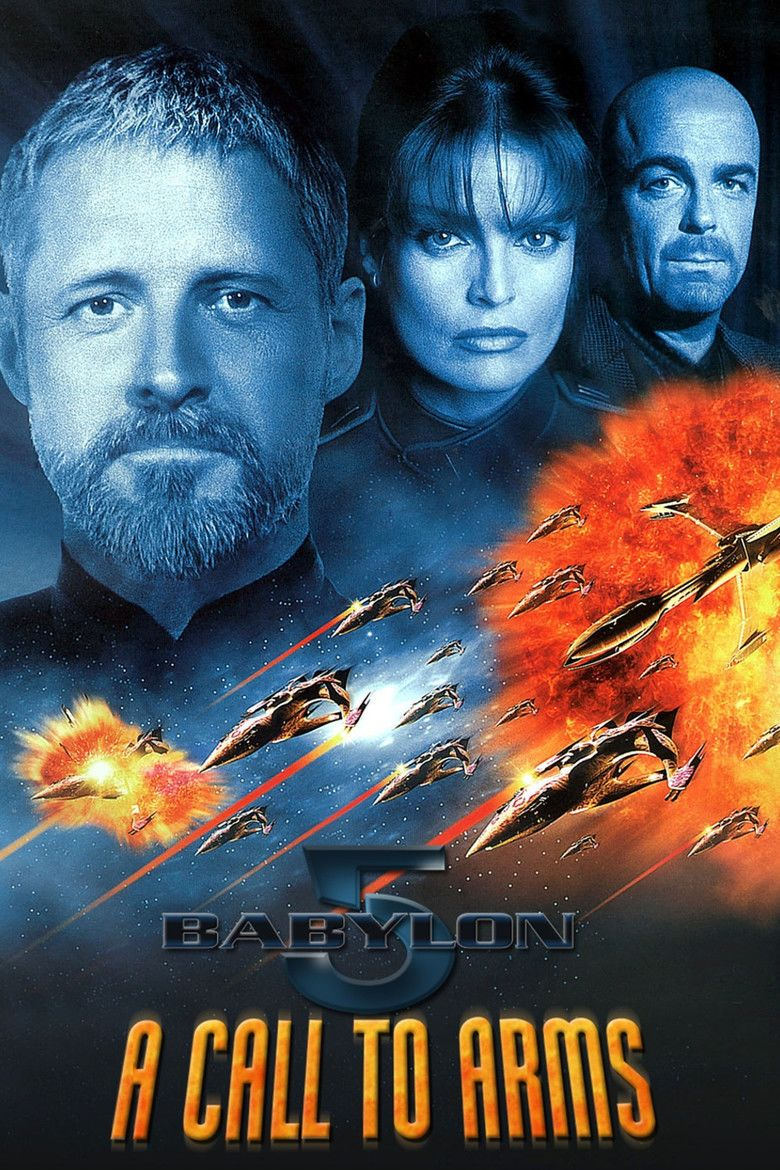Babylon 5: A Call to Arms movie poster