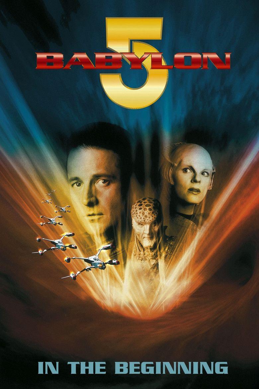 Babylon 5: In the Beginning movie poster