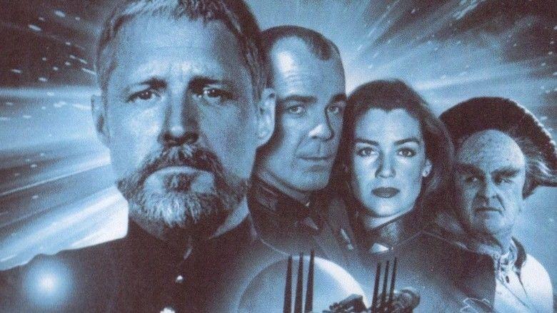 Babylon 5: The Legend of the Rangers movie scenes