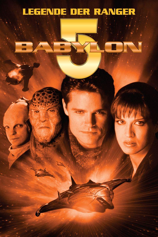 Babylon 5: The Legend of the Rangers movie poster