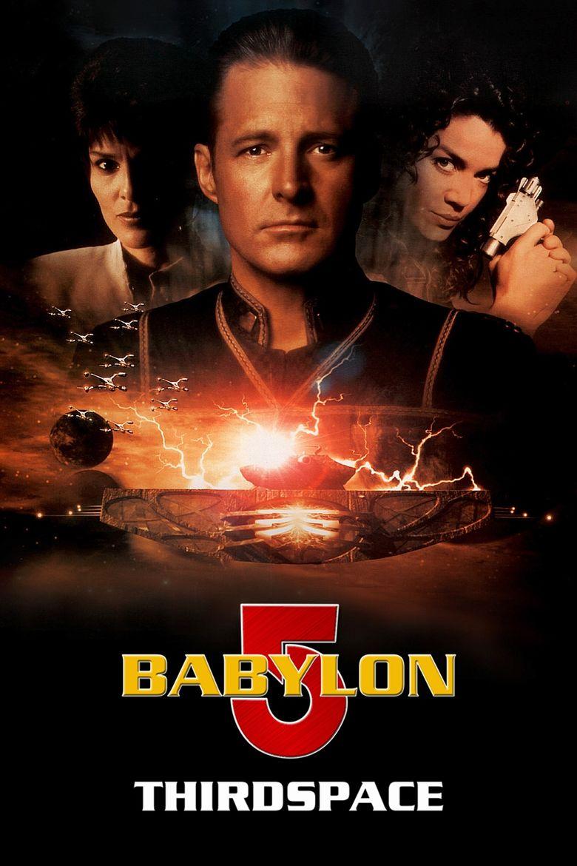Babylon 5: Thirdspace movie poster