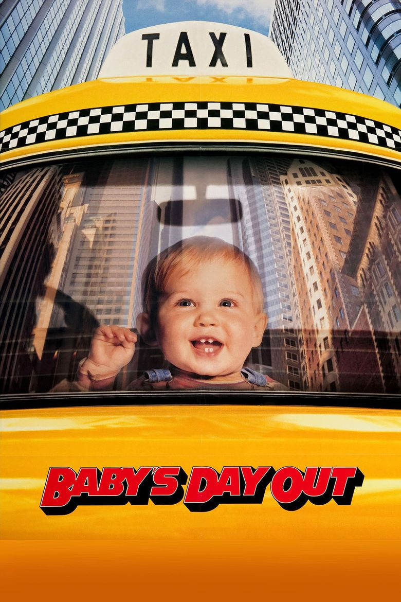 Babys Day Out movie poster