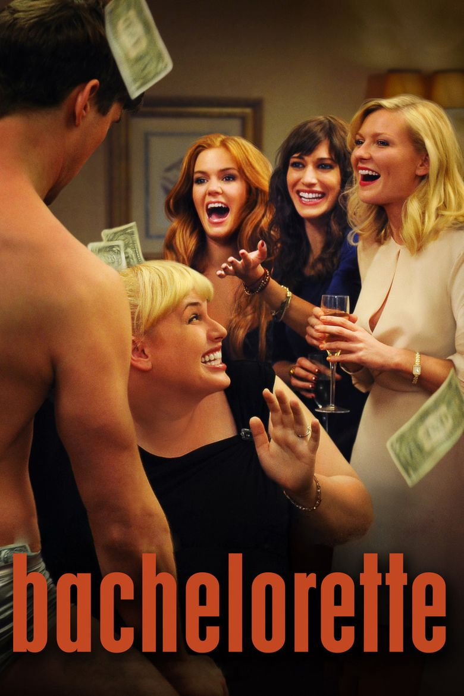 Bachelorette (film) movie poster