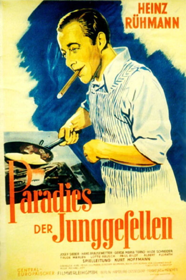 Bachelors Paradise movie poster