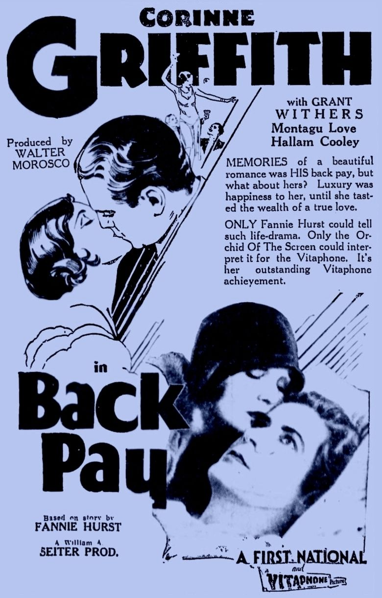 Back Pay movie poster