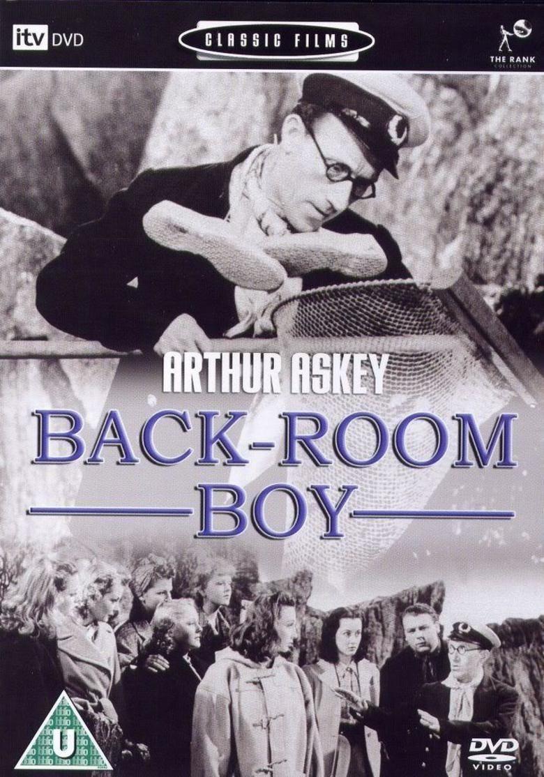 Back Room Boy movie poster