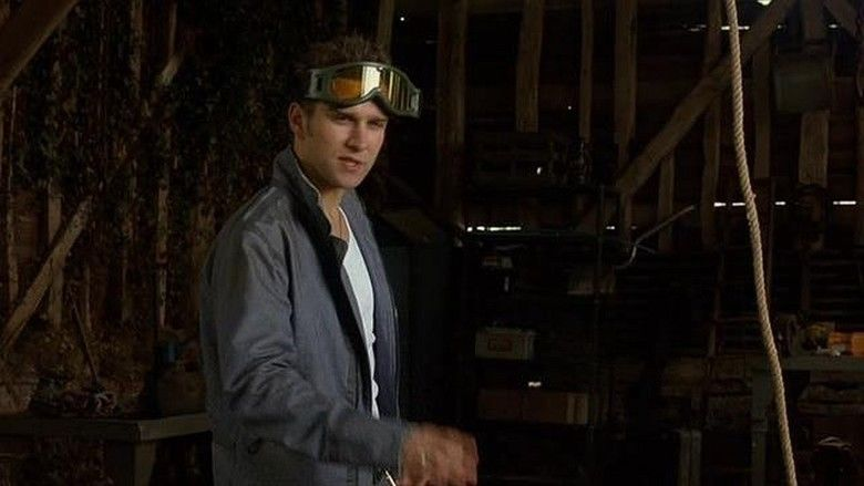 Back in Business (2007 film) movie scenes