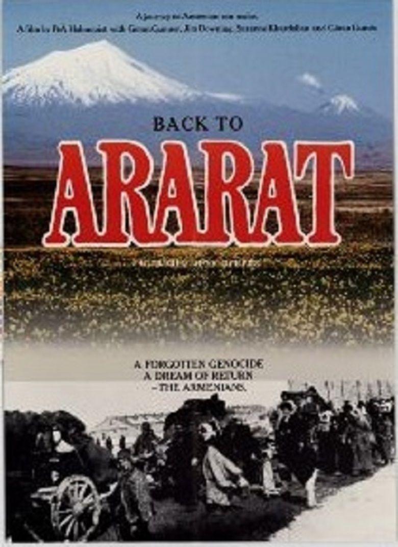 Back to Ararat movie poster