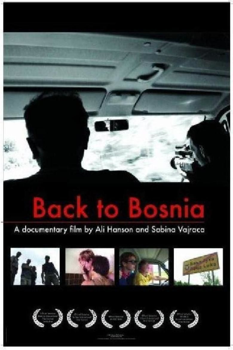 Back to Bosnia movie poster