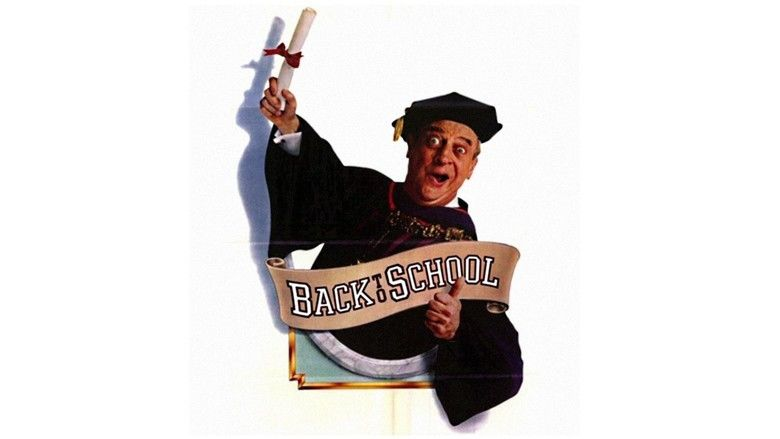 Back to School movie scenes