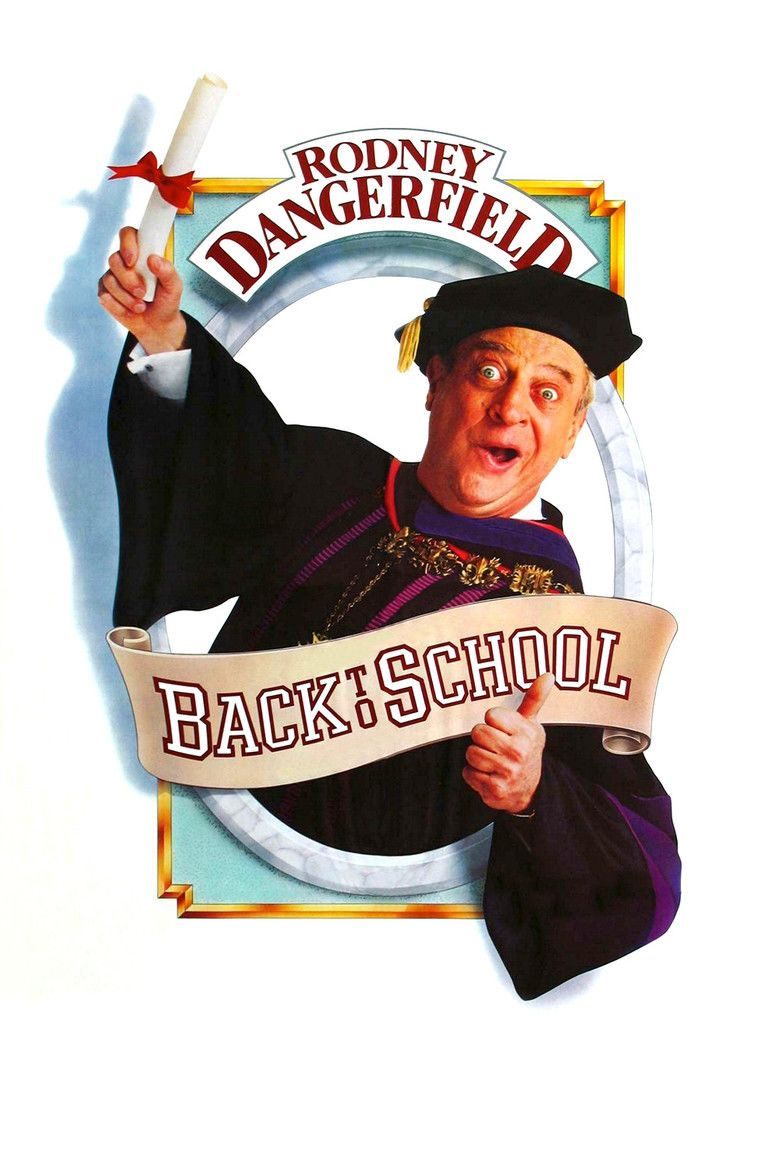 Back to School movie poster
