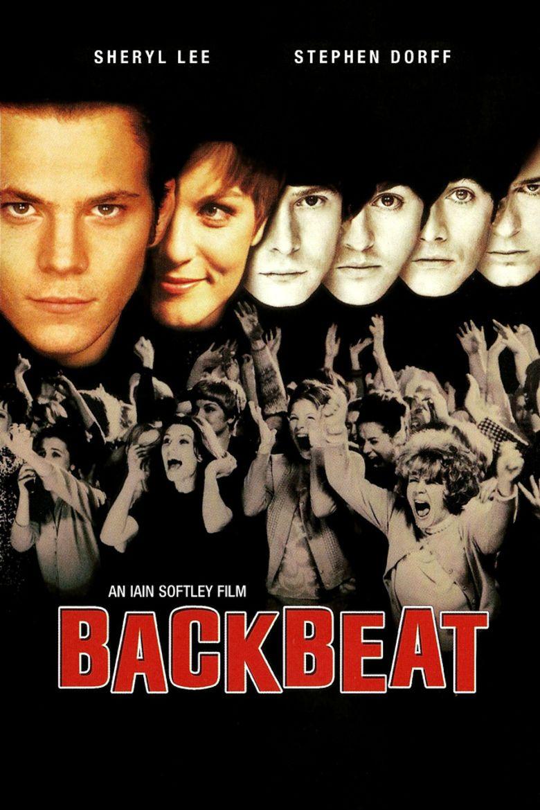 Backbeat (film) movie poster
